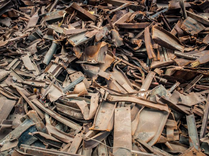 Heavy melting steel - purchase and sale | Jansen Recycling Group