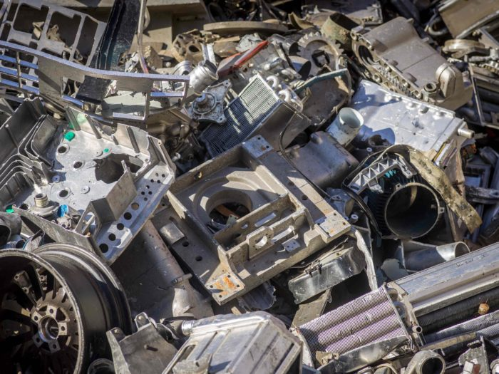 Aluminium - purchase and sale | Jansen Recycling Group