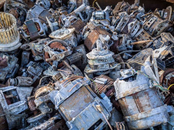 Electric motors - purchase and sale | Jansen Recycling Group